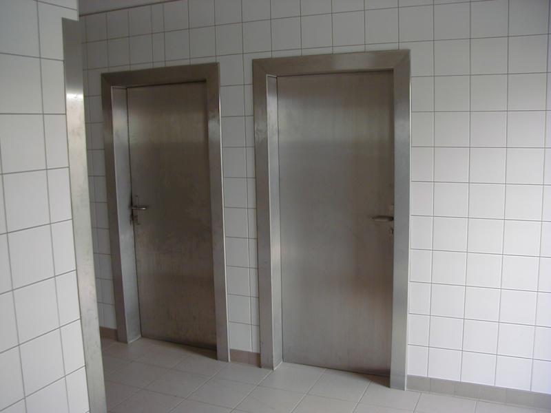 Dveře provozní